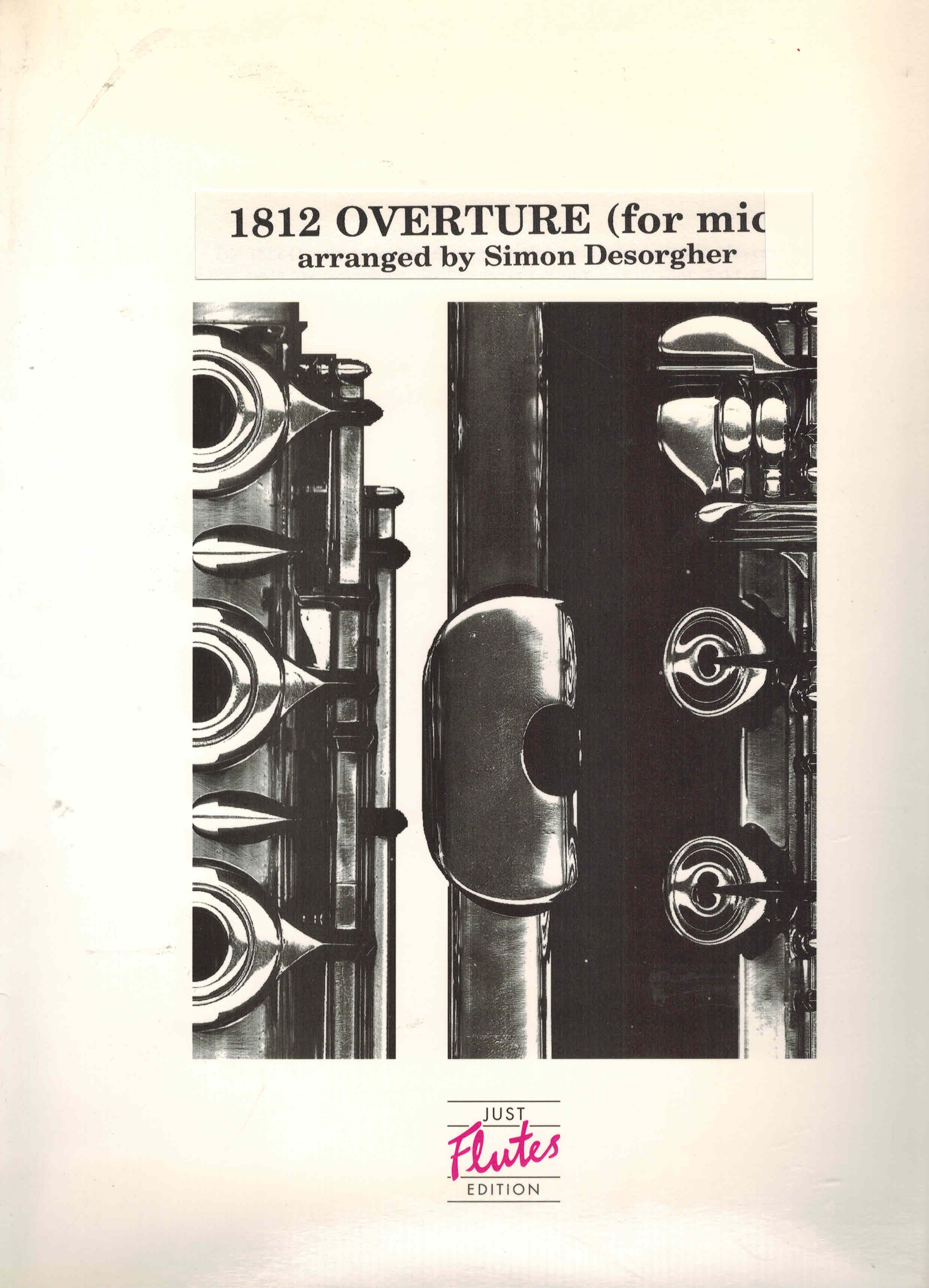 1812 Overture for Mice | Just Flutes Edition